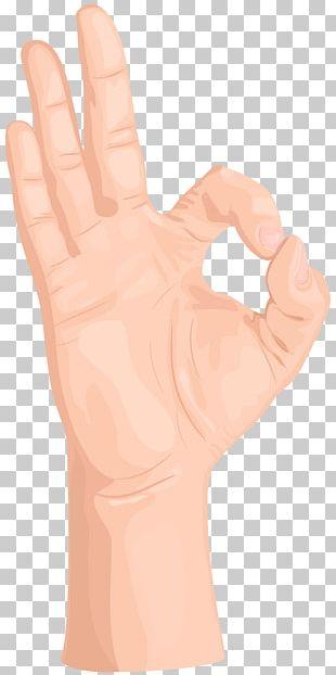 Gesture Thumb PNG