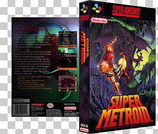 Super Metroid Super Nintendo Entertainment System Super Street Fighter II Metroid: Samus Returns PNG