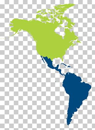 United States South America PNG