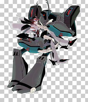 Shockwave Starscream Fan Art Character PNG