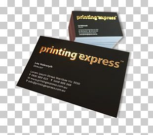 Business Card Design Business Cards Printing Express PNG