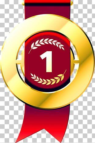 Gold Medal Award Silver Medal Ribbon PNG