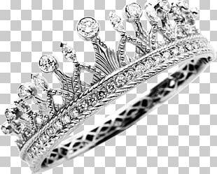 Crown Tiara Jewellery Bride Diamond PNG