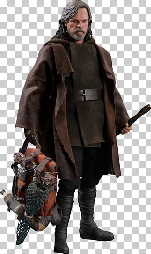 Luke Skywalker Star Wars: The Last Jedi Action & Toy Figures Skywalker Family PNG