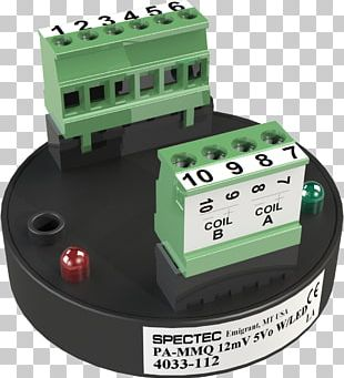 Signal Conditioning Variable Reluctance Sensor Amplifier PNG