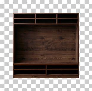 Shelf Wood Stain Hardwood Plywood PNG