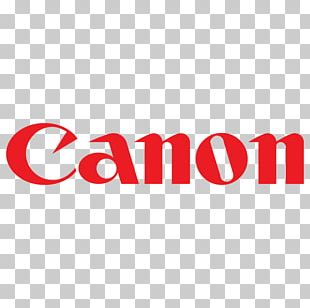Canon Logo Ink Cartridge Brand PNG