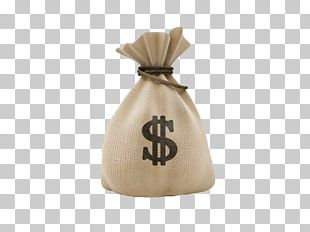 Money Bag Coin Saving Payment PNG