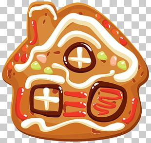 Christmas Cookie Gingerbread PNG