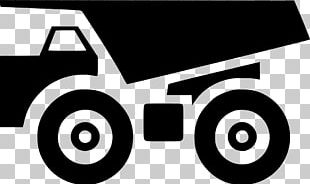 Dump Truck Mining Haul Truck Computer Icons PNG