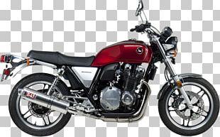 Exhaust System Honda CB1100 Motorcycle Muffler PNG