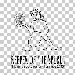 Keeper Of The Spirit Thumb Surrogacy Childbirth Logo PNG