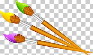 Paintbrush Palette PNG
