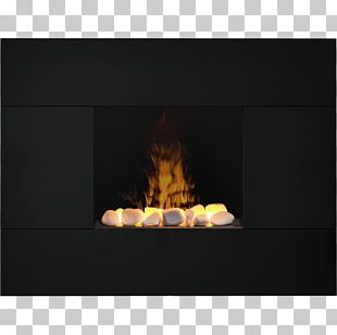 Electric Fireplace GlenDimplex Room Fireplace Mantel PNG