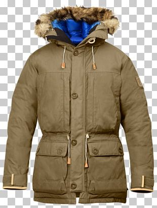 Hoodie Mens Fjallraven Expedition Down Parka No.1 Down Feather Jacket PNG