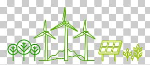 Illustration Electric Generator Renewable Energy Graphics PNG