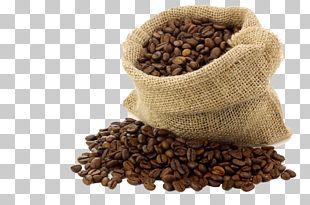 Coffee Bean Coffee Bag Coffee Roasting PNG