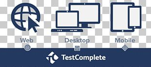 TestComplete Test Automation Software Testing Computer Software Graphical User Interface Testing PNG