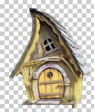 Child Fairy Tale House PNG
