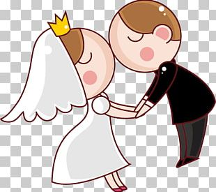Kiss Wedding PNG