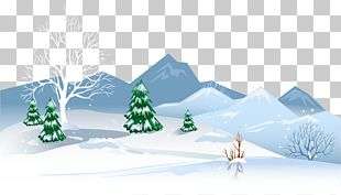 Snow Santa Claus Winter PNG