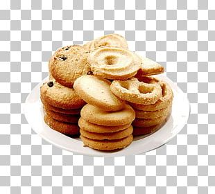 Chocolate Chip Cookie Mooncake Baking Snack PNG