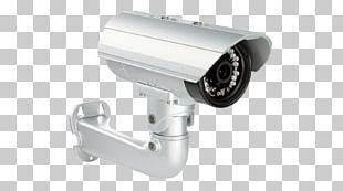 D-Link DCS-7000L IP Camera Closed-circuit Television PNG