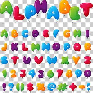 Alphabet Letter Euclidean Balloon PNG