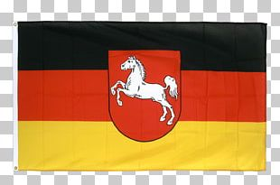 Flag Of Lower Saxony States Of Germany PNG