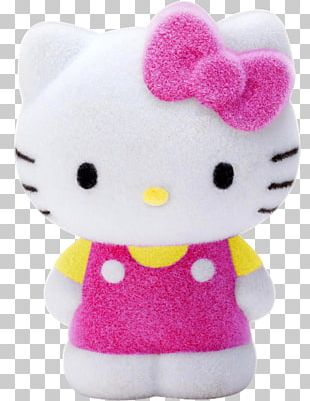 Hello Kitty Plush Stuffed Animals & Cuddly Toys Action & Toy Figures PNG