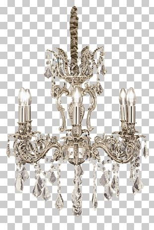 Chandelier Lamp Lighting Crystal PNG