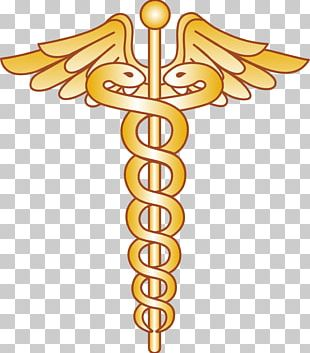 Caduceus As A Symbol Of Medicine Staff Of Hermes Physician PNG