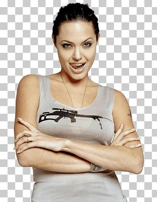 Tshirt Angelina Jolie PNG