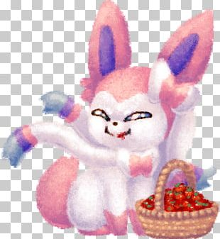 Rabbit Easter Bunny Sylveon Ear Stuffed Animals & Cuddly Toys PNG