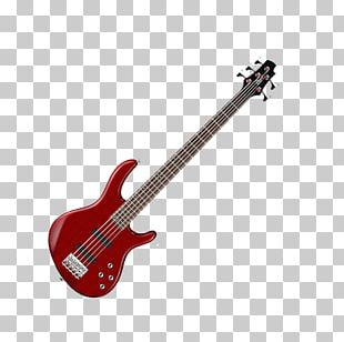 Bass Guitar Ibanez Musical Instruments Acoustic Guitar PNG