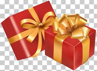 Christmas Gift Christmas Day PNG