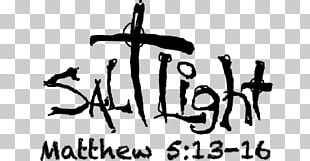 Salt And Light Light Of The World Bible Coloring Book Matthew 5:13 PNG