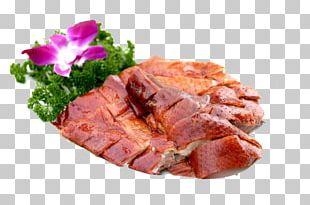 Peking Duck Roast Goose Roast Beef Ham PNG