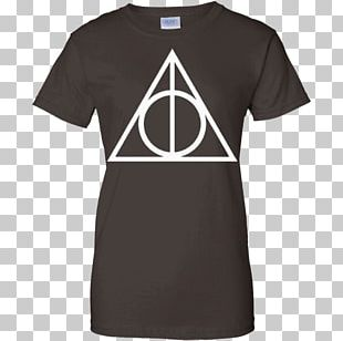 T-shirt Hoodie Harry Potter And The Deathly Hallows Top PNG