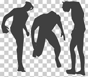 Homo Sapiens Human Behavior Shoe Silhouette H&M PNG