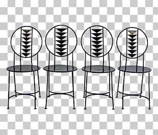 Table Chair Furniture Dining Room Cassina S.p.A. PNG