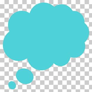 Emoji Thought Speech Balloon Symbol PNG