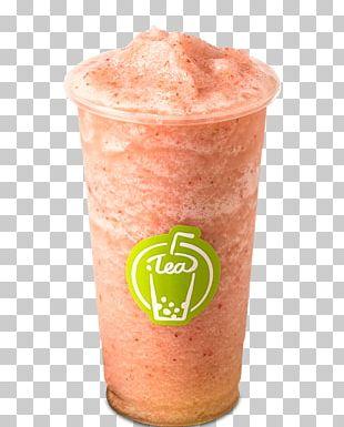 Strawberry Juice Milkshake Health Shake Smoothie Slush PNG