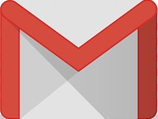 Gmail Email Icon Logo PNG