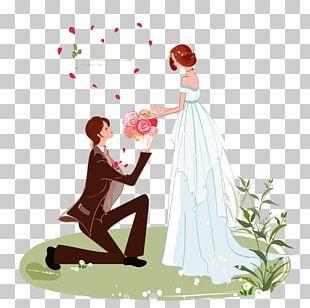 Wedding Invitation Bride Flower Bouquet PNG