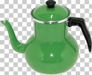 Teapot Kettle Teacup Coffee PNG