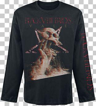 T-shirt Black Veil Brides Vale Metalcore PNG