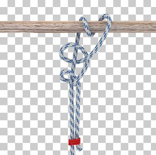 Rope Knot Round Turn And Two Half-hitches USMLE Step 3 PNG
