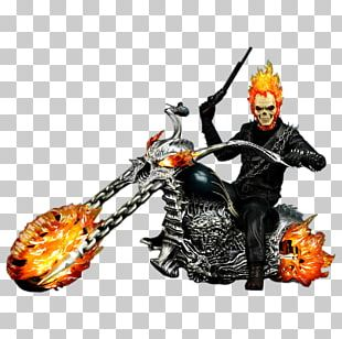 Johnny Blaze Deadpool Action & Toy Figures Ghost Toy Biz PNG