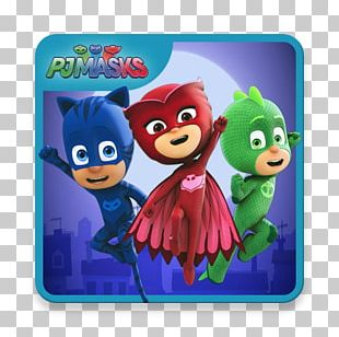 PJ Masks: Moonlight Heroes PJ Masks: Time To Be A Hero Amazon.com App Store PNG